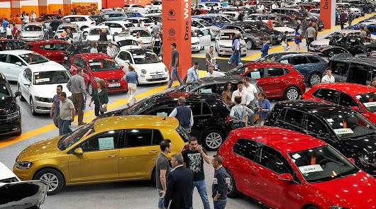 La crisis impulsa el crecimiento del mercado de coches usados