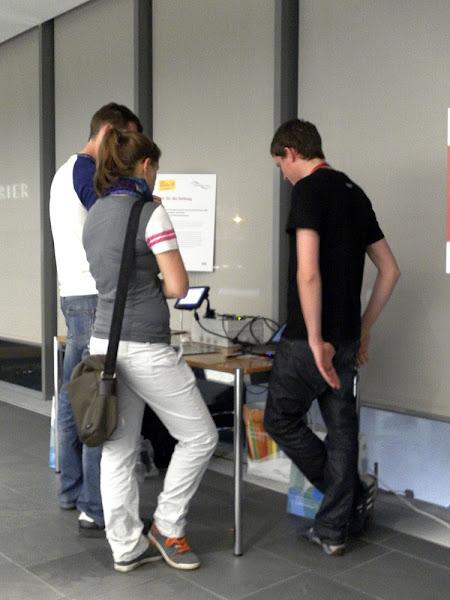 """Photo: Station """"Navi für die Rettung"""" http://bit.ly/KuHNPK"""