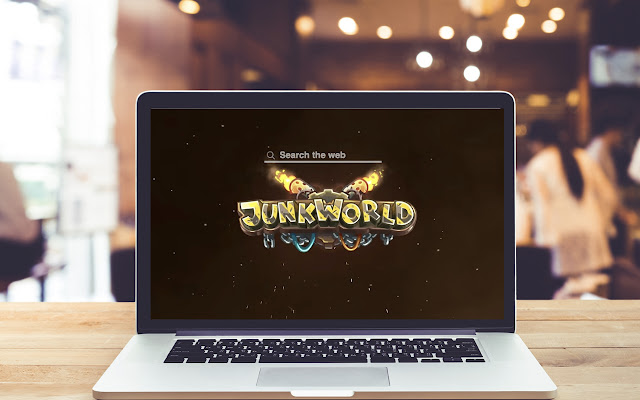 Junkworld HD Wallpapers Game Theme