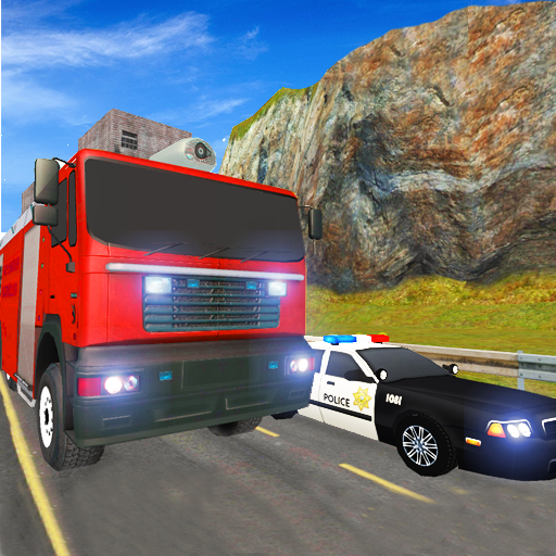 NYPD Police Car Mania: 911 Rescue & Fire Brigade file APK Free for PC, smart TV Download