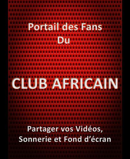 Portail Clubiste : Fan CA
