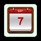 Brazil Calendar icon