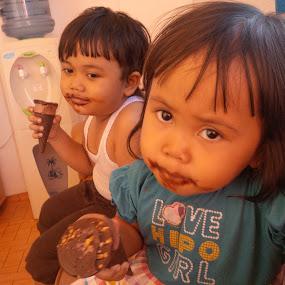 GILOV by Oengkas Wijaya - Babies & Children Children Candids ( family, indonesia, photos, human, borneo,  )