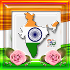 Republic Day  Greetings, Photo Frames & DP Maker icon
