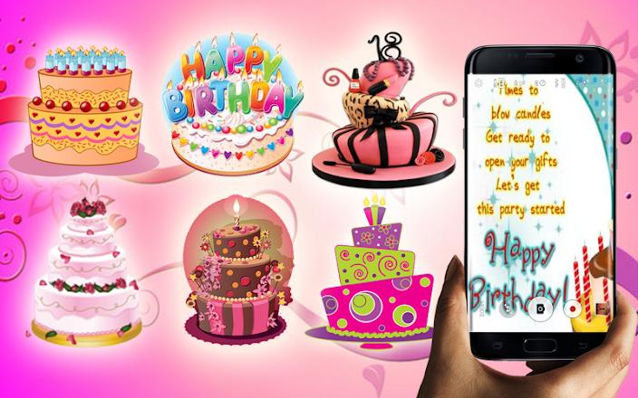 Birthday Wishes Photo Editor