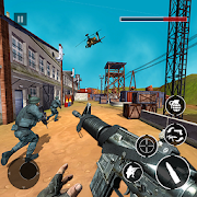 War Against Terrorists: Battlefield FPS Game APK baixar
