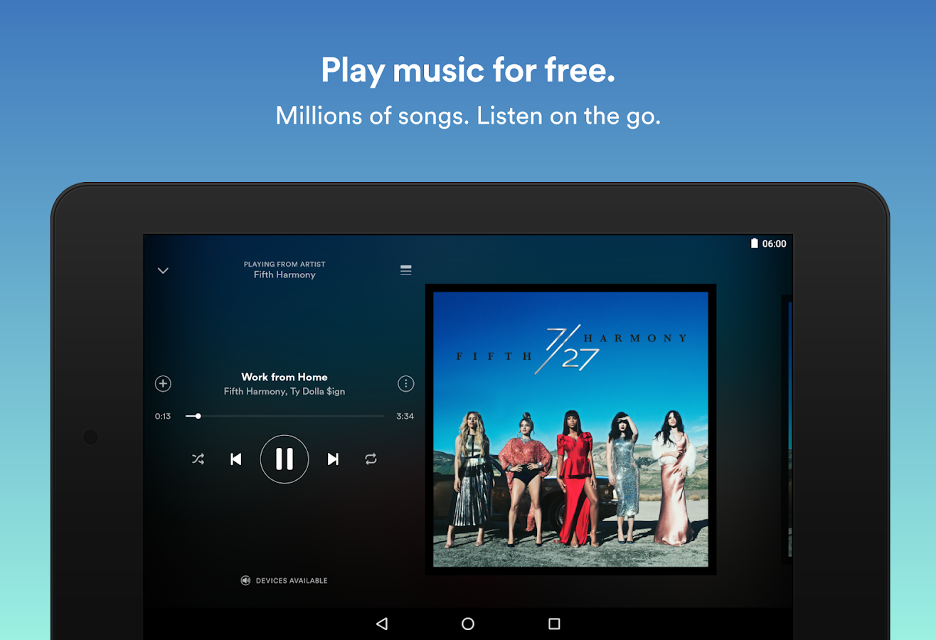 Spotify: Music Streaming App- screenshot