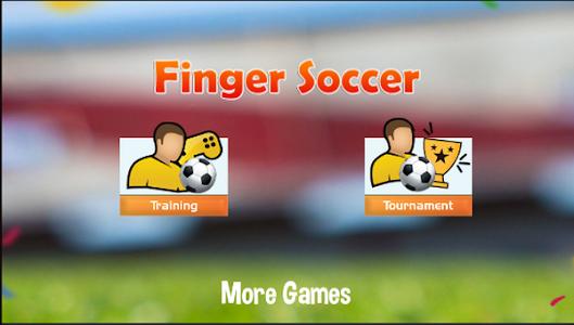 Finger Soccer 1.0
