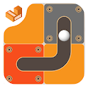 Slide & roll - unblock puzzle icon