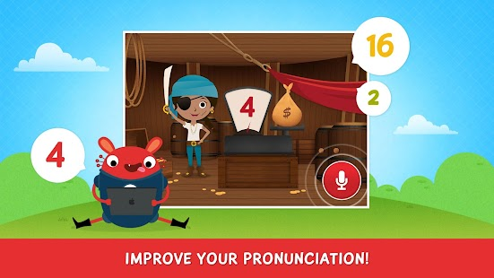 English for kids - Pili Pop- screenshot thumbnail