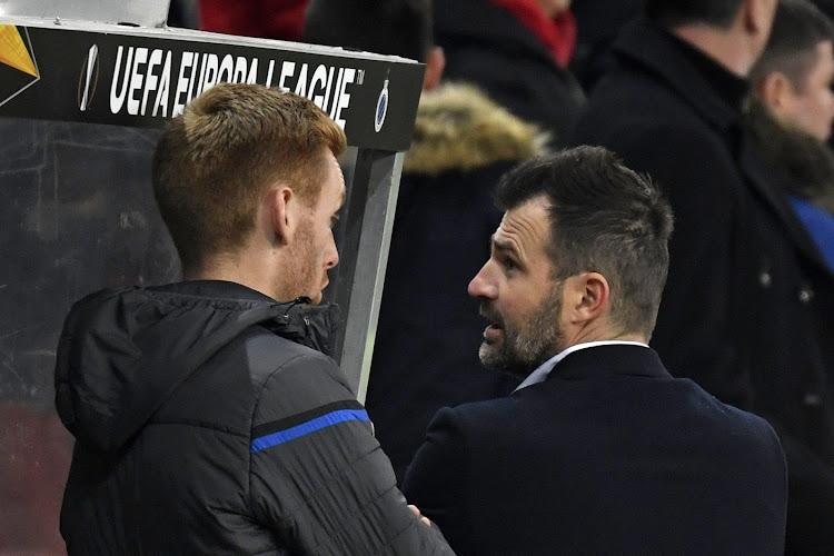 """De nieuwe coach van Charleroi is gekend: """"Mijn eerste stap: de kern verjongen"""""""