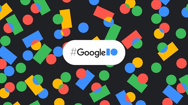Google I/O conference logo