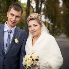 Wedding photographer Oksana Kvitka (OksanaKvitka). Photo of 22.10.2013