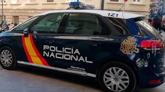 La Policía Nacional ha detectado la estaca en l capital.
