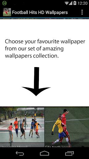 Football Hits HD Wallpapers