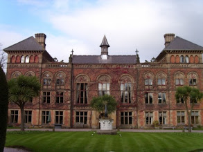 Photo: Soughton Hall, Flintshire, home of Rev Edward Bankes