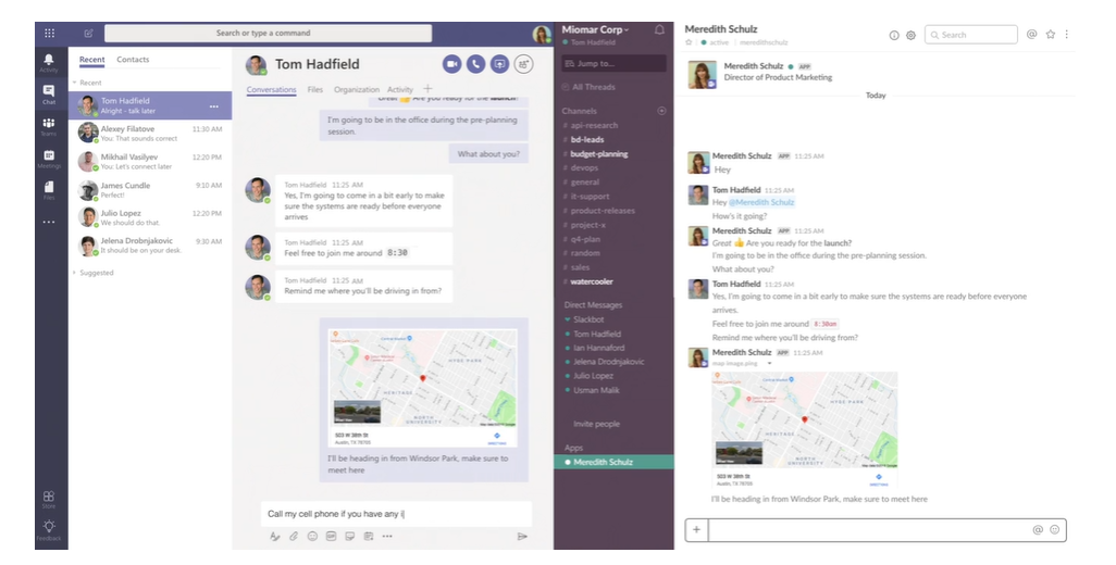 How to add Slack users to a team in Microsoft Teams