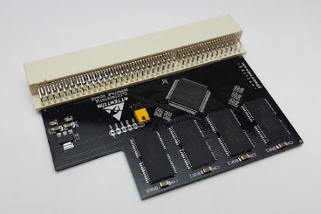 A1208 Amiga A1200 Fast RAM 8MB