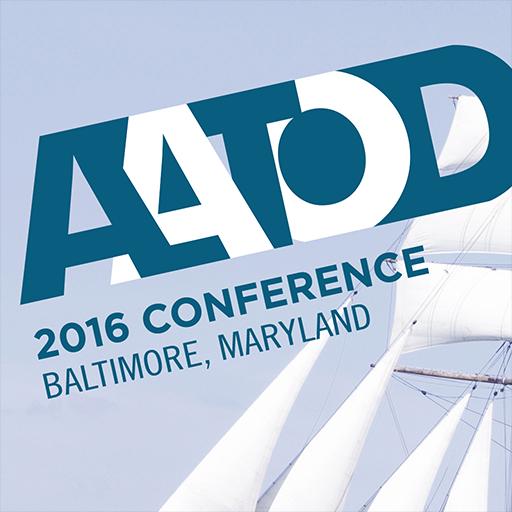 2016 AATOD Conference 醫療 App LOGO-硬是要APP
