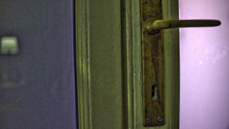 una fetta di porta  di daniloalicino