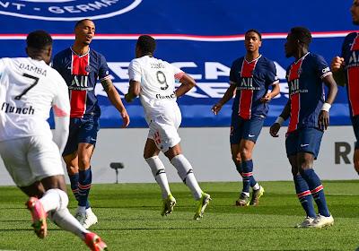 🎥 Ligue 1 : Lille s'impose au PSG et prend la tête du classement grâce à un but de Jonathan David