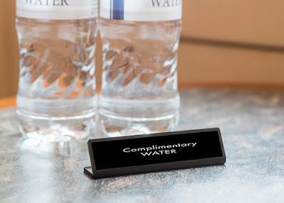 L'eau libre