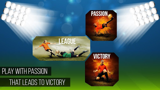 Real legend football: world champions 1.0 screenshots 1