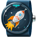 Flippy Rocket - Android Wear icon