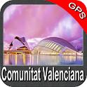 Valencian Community GPS Charts icon