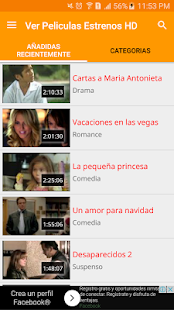 App Ver Peliculas Estrenos HD APK for Windows Phone