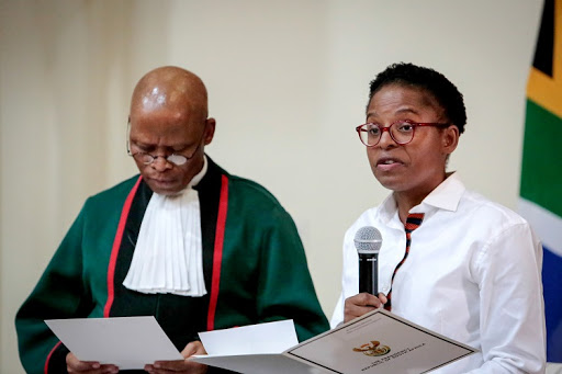 Khumbudzo Ntshavheni denies pocketing funds from CR17 campaign