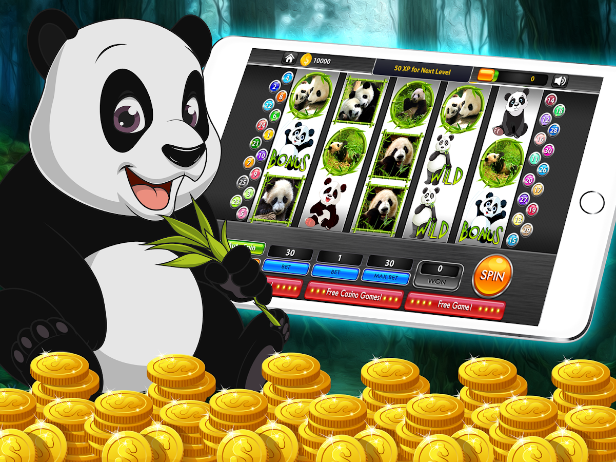 Panda Magic Slot Machine Online ᐈ RTG™ Casino Slots