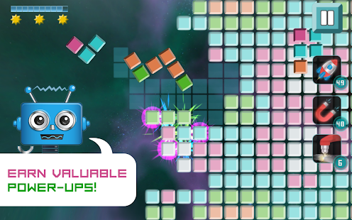 Space Tiles - Puzzle Voyager- screenshot thumbnail