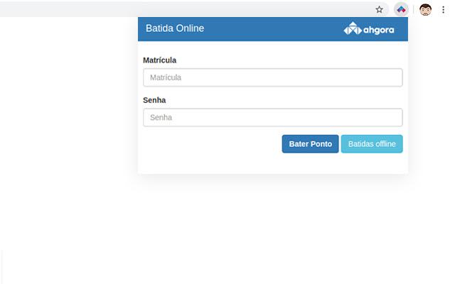 Ahgora Ponto Online
