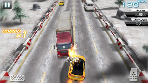 Mini Crazy Traffic Highway Race 1.2.16 screenshots 10