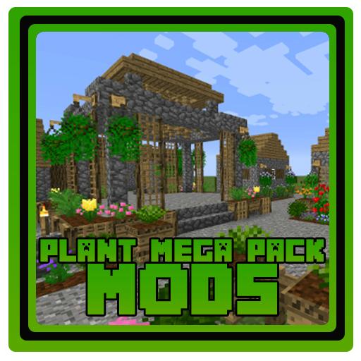 Plant Mega Pack Mod MCPE
