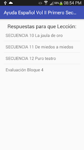 Español Vol 2 1er. Secundaria- screenshot thumbnail