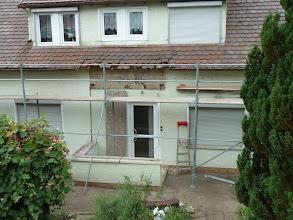 Photo: und aufgebaut