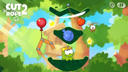 Cut the Rope 2 APK screenshot thumbnail 12