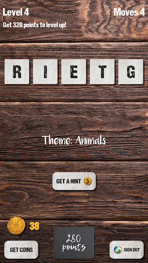 Anagram Ultimate Word Game 1.5.1-android screenshots 1