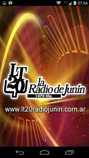 LT20 RADIO JUNIN