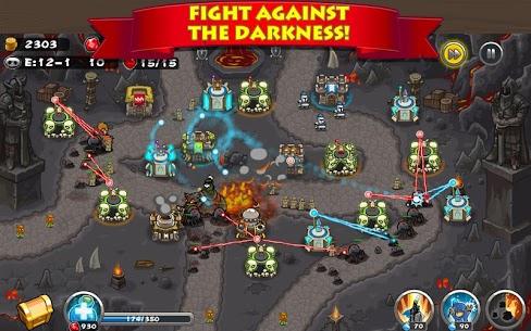 Horde Defense MOD APK (Unlimited Money) 1