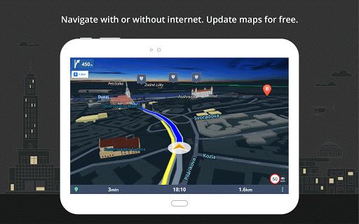 GPS Navigation & Maps Sygic screenshot 10