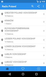 Radio Poland Free Online - Fm stations - náhled