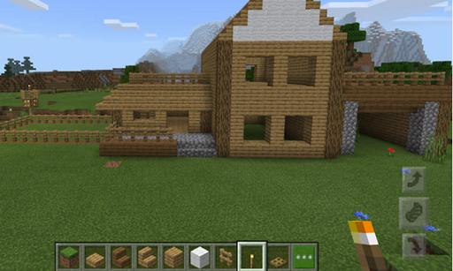 Master Craft Pro : Mini crafting and building City Screenshots 3