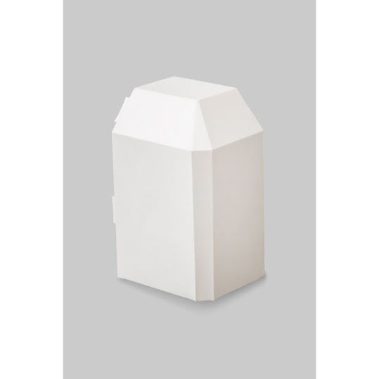 Pipe Cover T-5501000246 Small Ending Corners Vit
