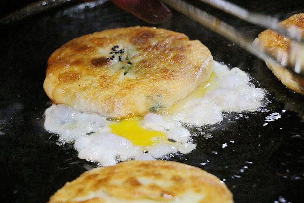 阿婆蔥油餅