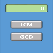 LCM-GCD Calculator