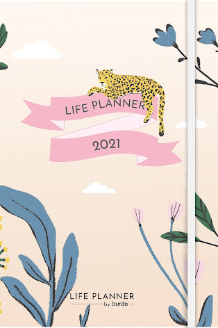 Life Planner Leopard A6