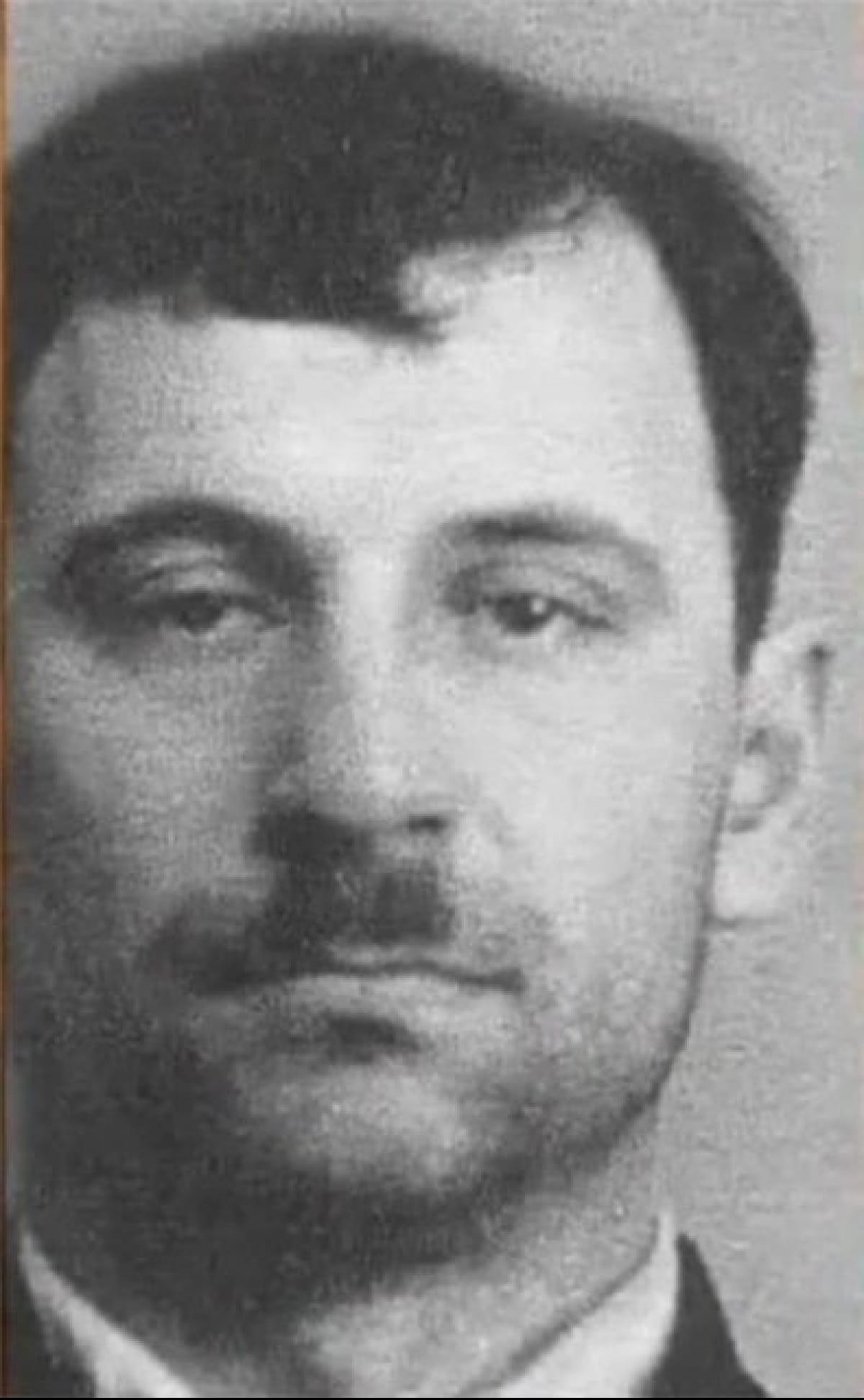 Константин Воскобойник, тюремное фото